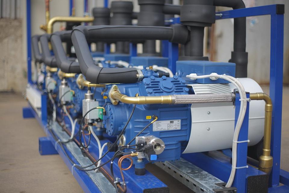 компрессорно конденсаторные агрегаты